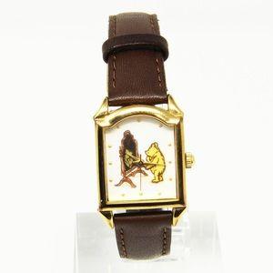 Winnie the Pooh timex watch